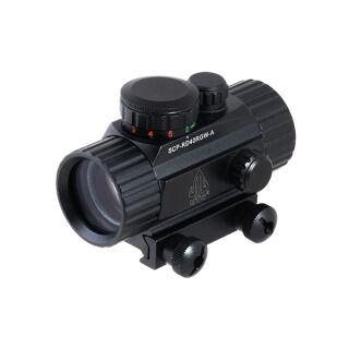 UTG Red/Green Single Dot, SCP-RG40SDQ
