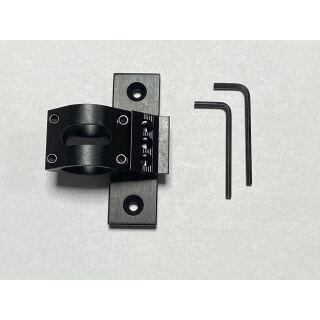 Halter für Laser oder Taschenlampe für Cobra R9/R10/RX/Adder