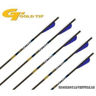 6 Stück 22 GoldTip Nitro  Armbrust Bolzen Carbon