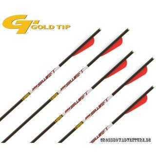 6 Stück 16 GoldTip Swift Armbrust Bolzen Carbon