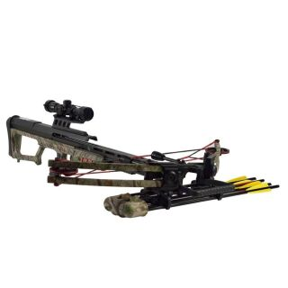 Armbrust Red Hornet 175lbs Camo 360fps