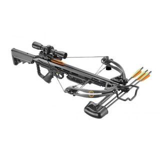 Armbrust EK Archery Torpedo Black