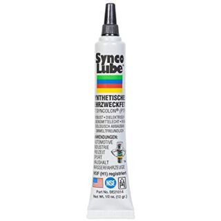 Synco Lube Synthetic Grease (Rail Lubicant Horton) 12g