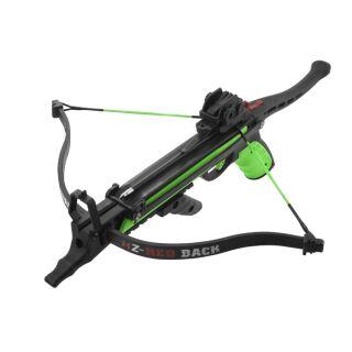 Pistolenarmbrust HORI-ZONE Redback RTS 80lbs schwarz/grün