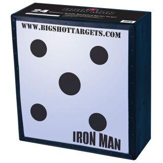 Iron Man 24 Xtreme 500 Target